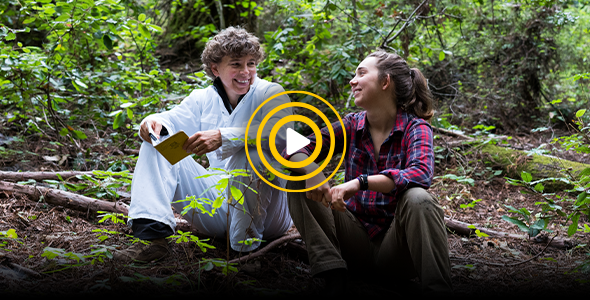Overview video for the UC Santa Cruz Campus Natural Reserve