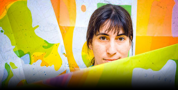 Seismologist Emily Brodsky