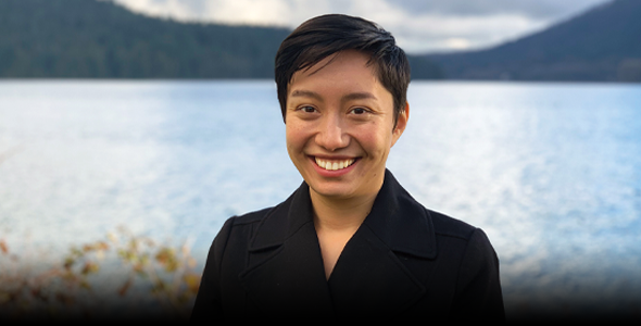 Portrait of Amita Kuttner, Green MP Candidate for Burnaby North