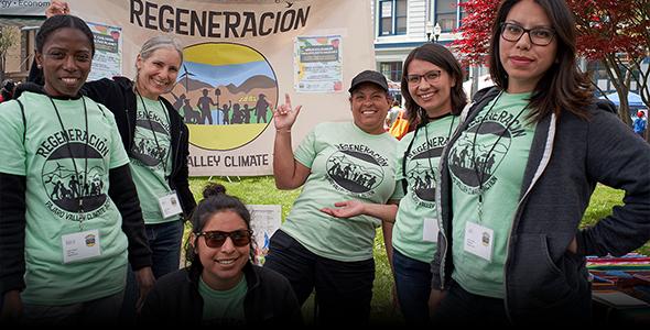 Watsonville nonprofit Regeneración-Pájaro Valley Climate Action