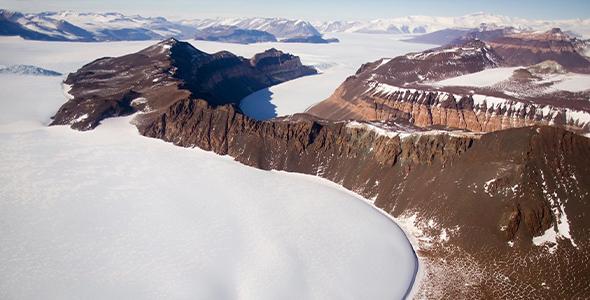 East Antarctic ice sheet George Steinmetz Nat Geo Image Collection