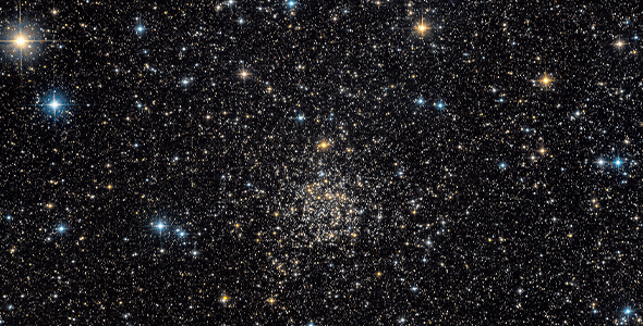 NGC 7789, also known as Caroline's Rose, is an old open star cluster of the Milky Way, which lies about 8,000 light-years away toward the constellation Cassiopeia. It hosts a few white dwarfs of unusually high mass that were analyzed in this study. (Image credit: Guillaume Seigneuret and NASA)
