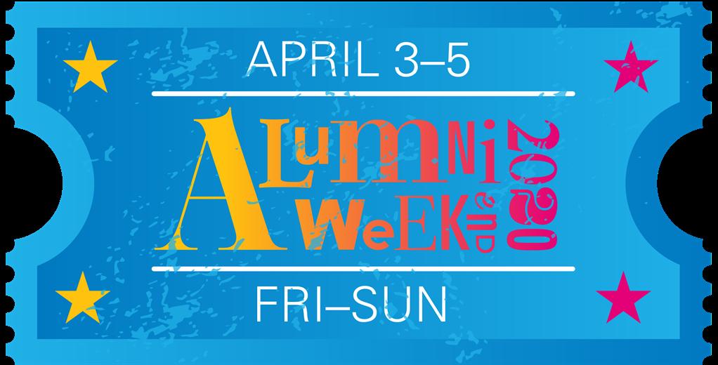 Alumni Weekend 2020 will be rescheduled.
