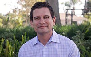 Photo of Ricardo Garcia by John McNulty