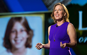 Photo of Susan Wojcicki