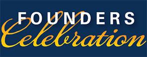 Founders Celebration banner
