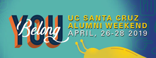 you belong alumni weekend April 26-28, 2019