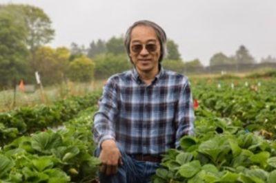 Photo of Joji Muramoto by Carolyn Lagattuta