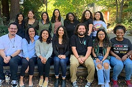 Rebecca Covarrubias leads the Culture & Achievement Collaborative, which conducts research on issues of identity, culture, health, and education.