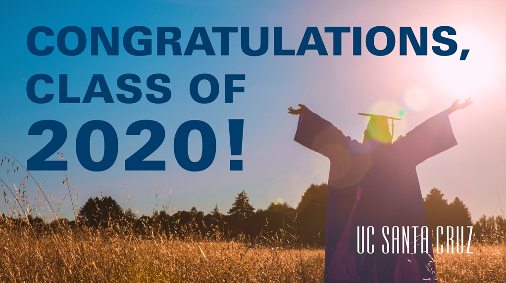 Congrats, Class of 2020 banner image