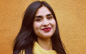 Roxanna Villalobos is pursuing a doctoral degree in sociology with a designated emphasis in Latin American and Latino studies.