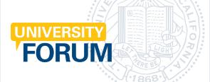 University Forum logo